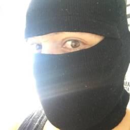 Balaclava Ninja operações especiais, utilizava para esquiar!