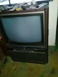 TV Mitsubisnhi antiguidade