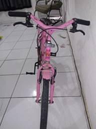 Bicicleta infantil da Barbye