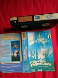 Fitas de Vídeo- VHS para colecionadores