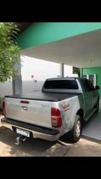 Hilux 2.5 Turbo Diesel 4x4 - 2011