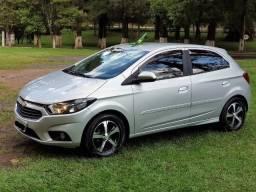 Chevrolet Onix Ltz 1.4 - Automático - Flex - Prata (Baixo Km, Impecável, sem detalhes!) - 2017