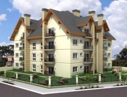Apartamento à venda, 54 m² por r$ 380.000,00 - moura - gramado/rs