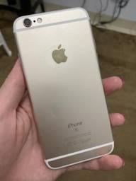 IPhone 6s 16 GB Dourados/Ms
