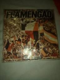 Relíquia disco de venil do Flamengo 1981