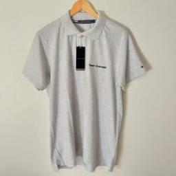 Camisas polos Tommy, tamanho GG