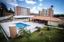 Apartamento com 2 dormitórios à venda, 60 m² por R$ 130.000,00 - Jabotiana - Aracaju/SE