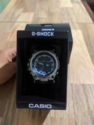 Relógio GShock original prata