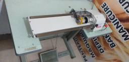 Máquina Para Cortar Viés 02 Facas - Modelo SS-802AW