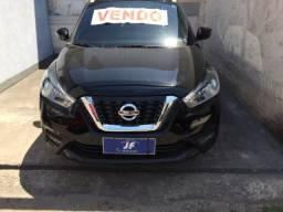 Nissan Kicks Sv 1.6 16v FlexStar 5portas Aut Preto Banco de Couro - 2018