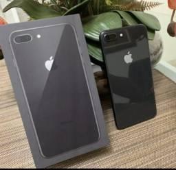 IPhone 8 Plus 64GB Com Nota Fiscal.