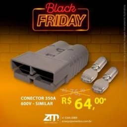 Conector SB-350A/600V - Oferta!!! ZM Equipamentos - Black Friday
