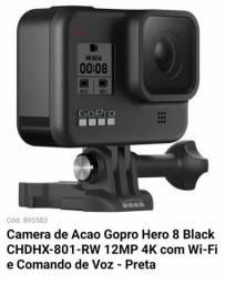 Lançamento Go Pro Hero 8 Black