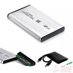 Case Externa 2,5 notebook USB 2.0