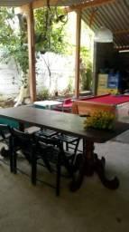 Mesa para sitio ou quintal grande