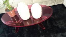Mesa de acrilico