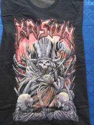 Camiseta Krisiun - The Priesr -TamG