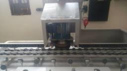 Lapidadora de vidros