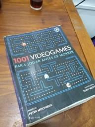 Livro 1001 Videogames Para Jogar Antes de Morrer