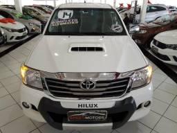 Toyota Hilux SRV 4X4 Diesel 3.0 Completo cabine dupla - 2014