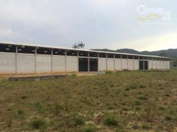 Barracão à venda, 3000 m² por R$ 3.000.000 - Rio Bonito (Pirabeiraba) - Joinville/SC
