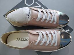 Tenis Arezzo Original na caixa N°38