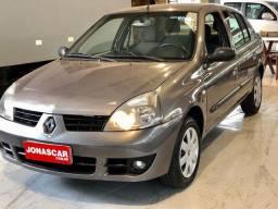 Renault Clio Sedan Expression 1.0 16V(Hiflex) 4P 2008
