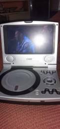 DVD Portátil Coby TF DVD 7100