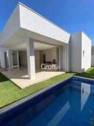 Casa com 4 dormitórios à venda, 225 m² por R$ 1.325.000,00 - Portal do Sol Green - Goiânia