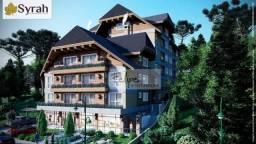 Apartamento com 2 dormitórios à venda, 92 m² por R$ 874.000 - Centro - Gramado/RS