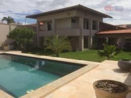 Casa com 5 dormitórios para alugar, 415 m² por R$ 6.000,00/mês - Quintas do Calhau - São L