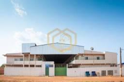 Apartamento com 2 dormitórios para alugar, 60 m² por R$ 800,00/mês - Nova Esperança - Port