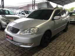 Toyota Corolla Fielder Financiamento Direto