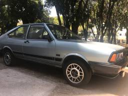 Vw Passat GTS Pointer 1984 Placa Preta