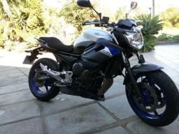 Xj6 série limitada blue race c/ abs