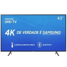 "Smart tv led 43"" samsung 43ru7100 ultra hd 4k"