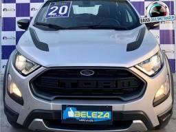 Ford Ecosport Storm 2020, Top demais, completíssima