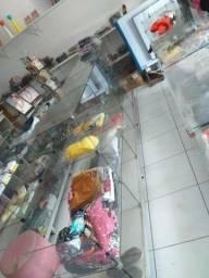 Vendendo esses balcão de vidros
