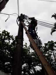 Serviços de elétrica em geral