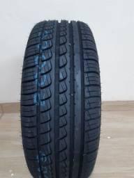 Pneu Pirelli P7 205 55 15 SpaceCross e Gol Rallye