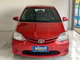 Toyota Etios X 1.3 flex 2015
