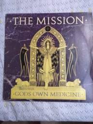LP The Mission (Vinil de Rock)