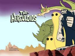 Desenhos Antigos - Herculoides + Mini Polegar + Speed Buggy