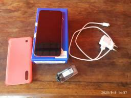 Celular Samsung A10 Novo.