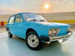 Volkswagen Brasília 1600 - 1978 - Placa Preta