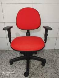 Cadeira executiva ergonômica para home office