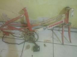 Bicicleta ceci antiga para criança