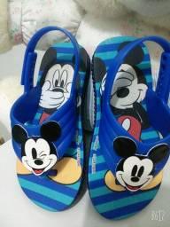 Desapego chinelo Mickey!!!15