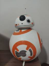 Robô BB-8 Star Wars Deluxe - DTC (Som e Luz)<br><br>