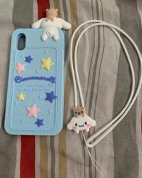 Capinha de iPhone X